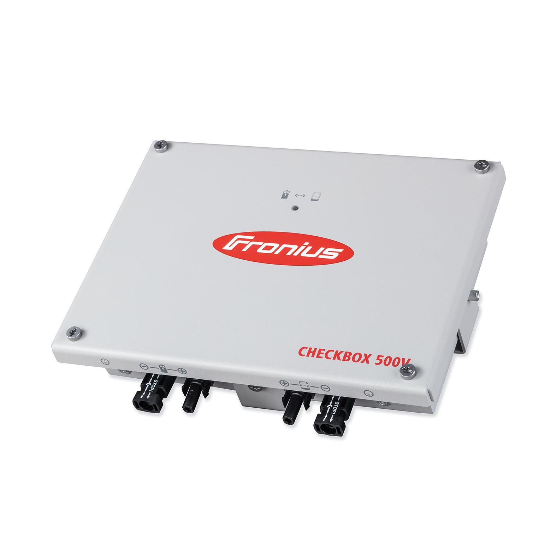 FRONIUS Check Box 500V: LG-Chem>RESU 7H-R/10H-R