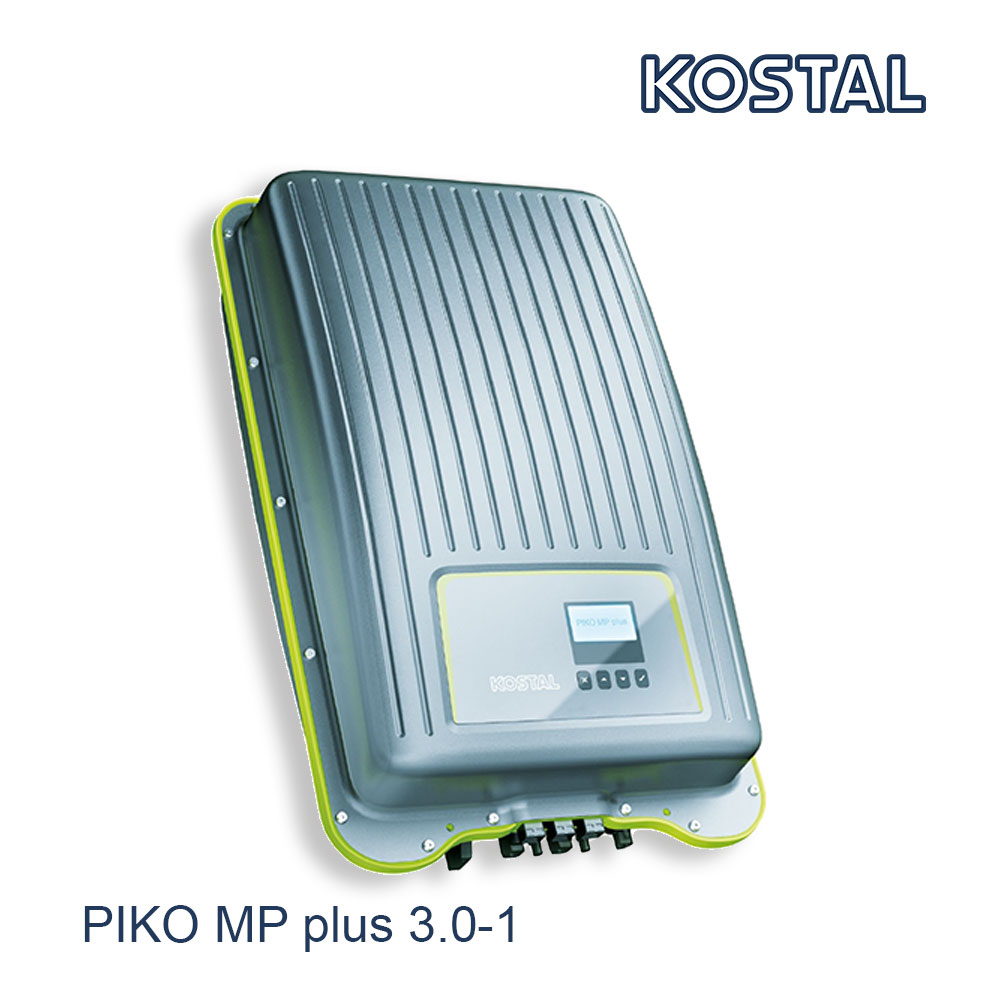 KOSTAL Solarwechselrichter 1-Ph. PIKO 3.0-1MP plus