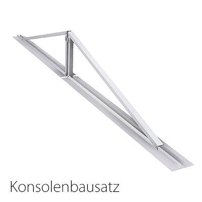 SOL-50 DuoFlex Konsolenbausatz 2x16°H O/W